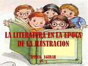 LA LITERATURA EN LA EPOCA DE LA ILUSTRACION