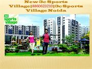 book new 3c sports village|8860623210|3c sports village noida