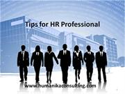 top ten tips for hr professional