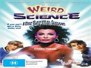 WIERD SCIENCE with sound