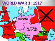 wwi: western front