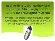 tyler's go green project