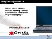 Desktop Firewall