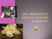 Creative Cougars