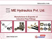 hose fittings & hose assemblies by m e hydraulics pvt. ltd. thane