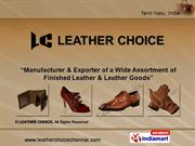 Leather Accessories By Leather Choice Chennai