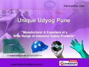 Cotton Hand Gloves By Unique Udyog Pune