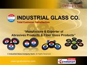 Glass Fibre Discs (Gfds) By Industrial Glass Company Vashi Thane