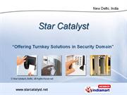 Biometric Attendance & Payroll Systems By Star Catalyst New Delhi