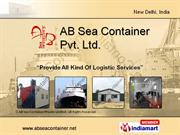 Warehousing Services By Ab Sea Container Private Limited New Delhi
