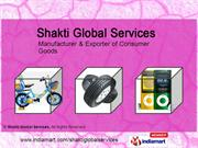 Electric & Electronic Accessories By Shakti Global Services Surat