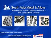 High Tensile Steel Plates By South Asia Metal & Alloys Mumbai