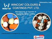 Cellulose Film Coating By Wincoat Colours And Coatings Private Limited