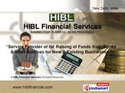 Financial Services Provider By Hibl Financial Services New Delhi