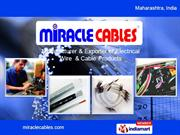Cable Manufacturing By Miracle Cables India Private Limited Navi