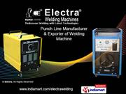 A.C. Arc Welding Machines - Forced Air Cooled Ii & Iii Phase By