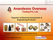 Bw Cable Glands By Anandsons Overseas Trading Private Limited Mumbai