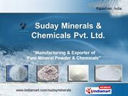 Calcite Powder By Suday Minerals & Chemicals Private Limited Udaipur