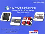 Uninterrupted Power Supply (Ups) By Shiv Power Corporation Noida