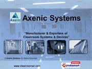 Flush Doors & Windows By Axenic Systems Mumbai