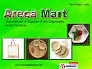 Disposable Plates By Arecamart Coimbatore