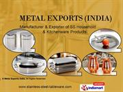 Trays & Platter By Metal Exports India Moradabad