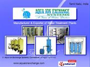 Effluent And Sewage Treatment Plant By Aqua Ion Exchange Systems