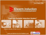 Pd 25 By Elwarm Induction Chennai