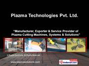 Plasma Cutting Robotic By Plazma Technolgies Private Limited Pune