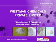 Industrial Chemicals By Westman Chemicals Pvt. Ltd. Mumbai