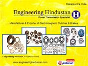 Electromagnetic Clutches & Brakes By Engineering Hindustan Mumbai