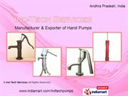 Hand Pump Accessories By Ind-Tech Services Hyderabad