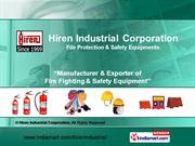 Fire Extinguishers And Refilling Of Fire Extinguishers By Hiren
