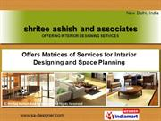 Commercial Interior Designing Services By Shritee Ashish And