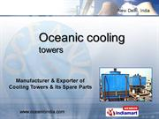 Anodising Plants By Oceanic Cooling Towers Private Limited New Delhi
