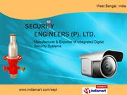 Security & Surveillance Equipments By Security Engineers ( P) Limited
