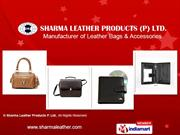 Leather Briefcases By Sharma Leather Products P. Ltd. Kolkata