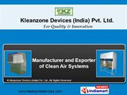 Laboratory Fume Hood By Kleanzone Devices (India) Pvt. Ltd. Chennai