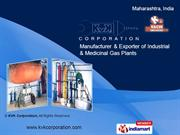 Oxygen Gas/ Nitrogen Gas Plant By Kvk Corporation Mumbai