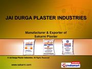 Gsm Based Products By Jai Durga Plaster Industries New Delhi