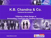 V.Tripathi & Co.Accounting Services By K.B.Chandna And Co. New Delhi