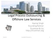 Legal Outsourcing India