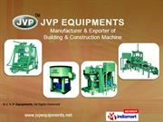 Flyash Brick Making Machines By J. V. P. Equipments Coimbatore