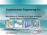 Ceiling Filters By Environmental Engineering Co. Delhi