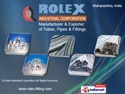 Structural Steel By Rolex Industrial Corporation Mumbai