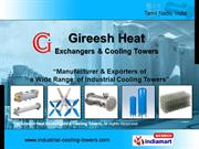Cooling Tower Spares By Gireesh Heat Exchangers & Cooling Towers