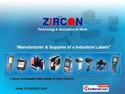 Barcode Printing Software By Zircon Technologies India Limited Noida
