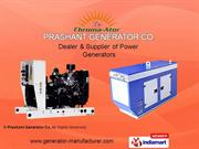 Gas Powered Generators By Prashant Generator Co. Delhi