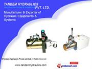 Dc Hydraulic Power Packs By Tandem Hydraulics Private Limited