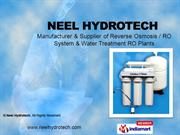 Filter Cartridges By Neel Hydrotech Pune